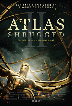 Official Atlas Shrugged Part 2 Movie Poster