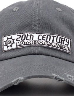 Atlas Shrugged: 20th Century Motor Corp Hat