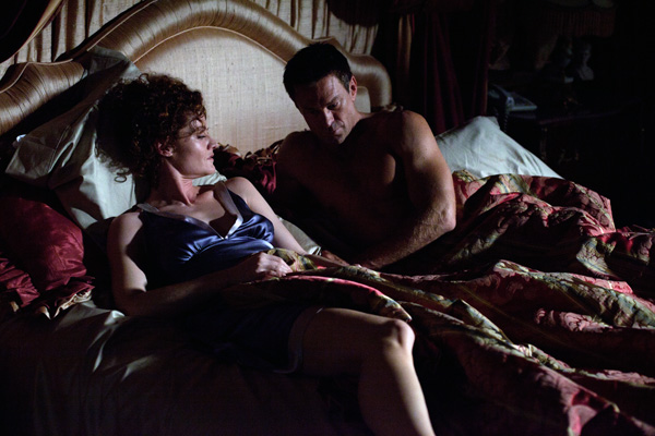 Atlas Shrugged Movie Photo Rebecca Wisocky And Grant Bowler
