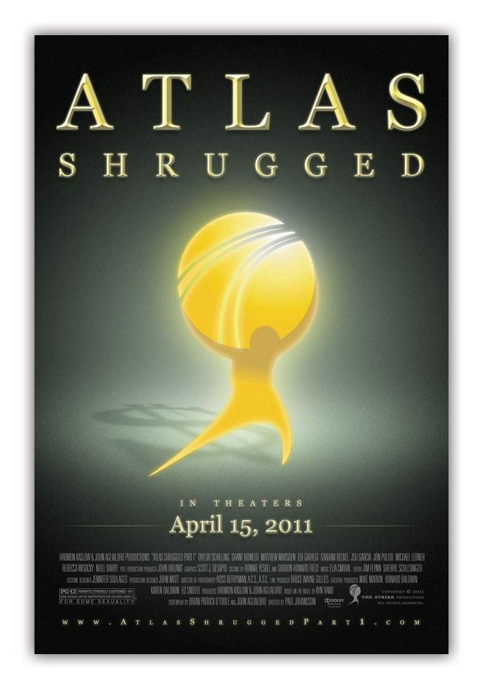 """Atlas Shrugged Part 1"""