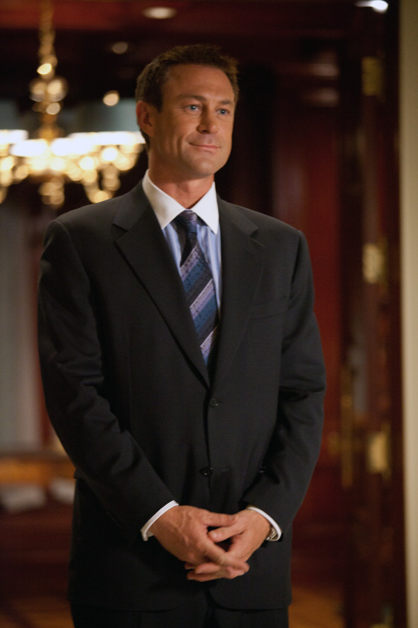 Photo of Grant Bowler as Henry Rearden